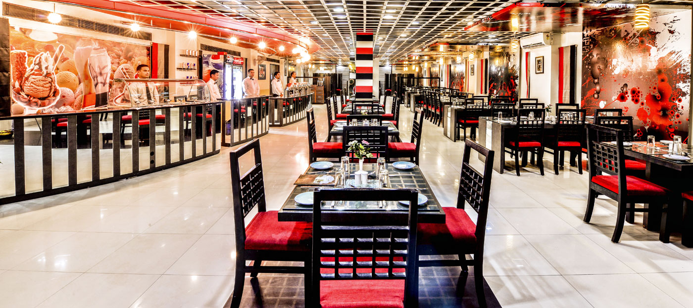 Flames Restaurant, Best non veg restaurant in Udaipur